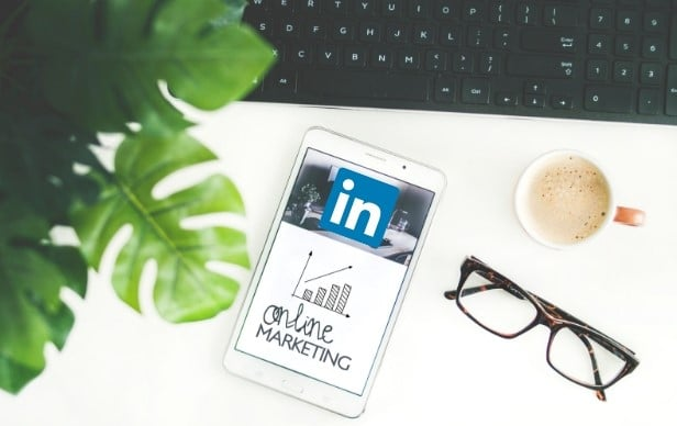 Is LinkedIn a marketing platform for schools?